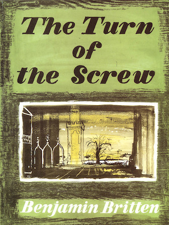 Product Cover for Turn of the Screw, Op. 54