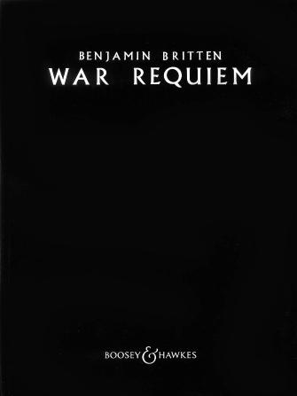 Product Cover for War Requiem, Op. 66