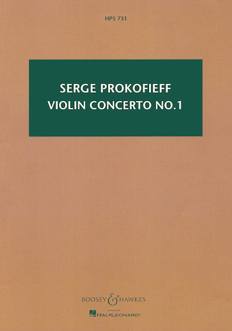 Product Cover for Violin Concerto No. 1 in D, Op. 19