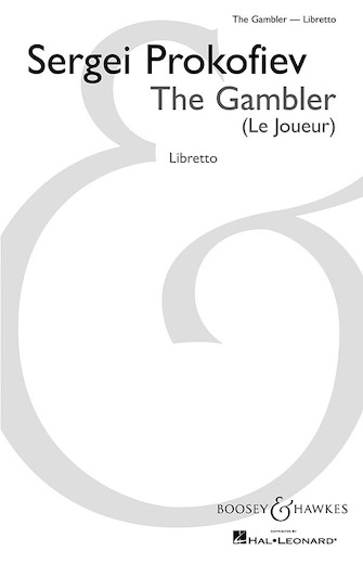 Product Cover for The Gambler (Le Joueur)