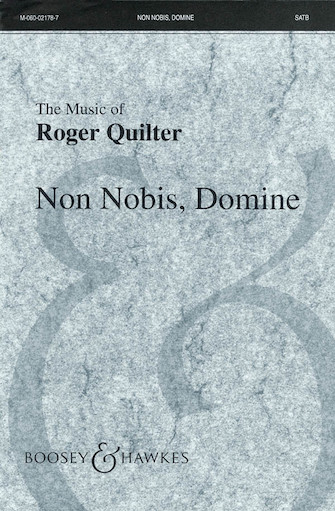 Product Cover for Non Nobis, Domine