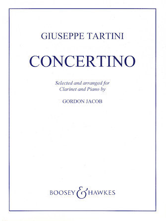 Product Cover for Concertino in F