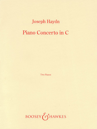 Product Cover for Piano Concerto in C