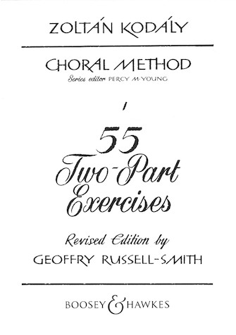 Product Cover for 55 Two-Part Exercises