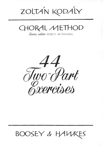 Product Cover for 44 Two-Part Exercises