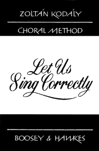 Product Cover for Let Us Sing Correctly