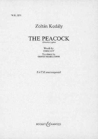 Product Cover for The Peacock