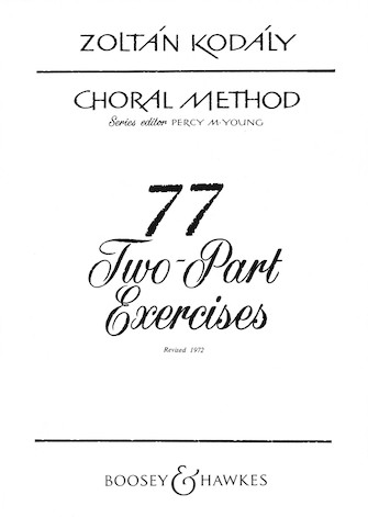 Product Cover for 77 Two-Part Exercises