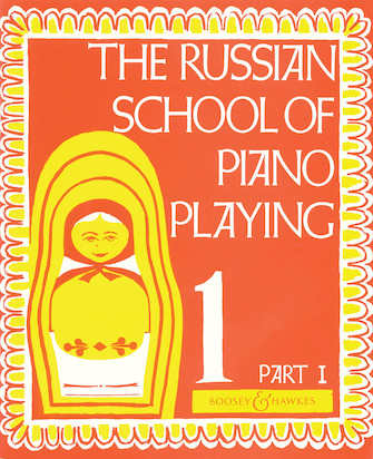 Product Cover for The Russian School of Piano Playing