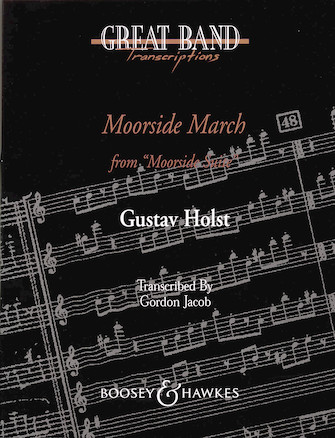 Product Cover for Moorside March