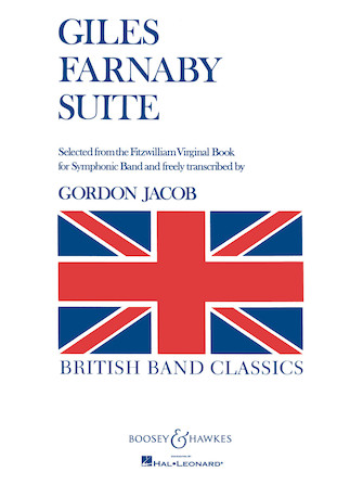Product Cover for Giles Farnaby Suite