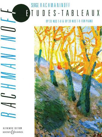 Product Cover for Études-Tableaux