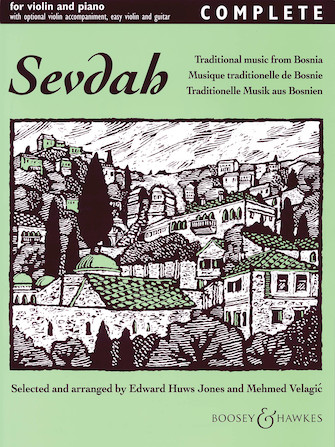 Product Cover for Sevdah – Complete