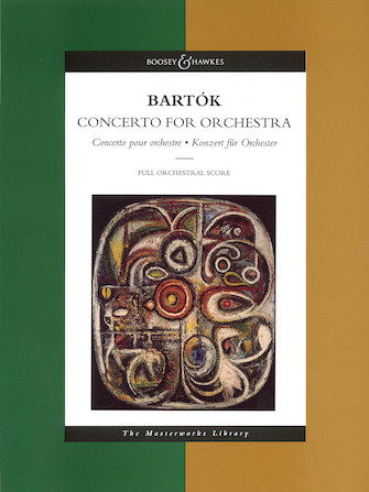 Product Cover for Béla Bartók – Concerto for Orchestra