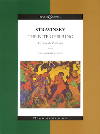 Product Cover for Stravinsky – The Rite of Spring