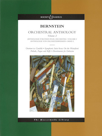 Product Cover for Bernstein – Orchestral Anthology, Volume 2