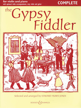 Product Cover for The Gypsy Fiddler – Complete