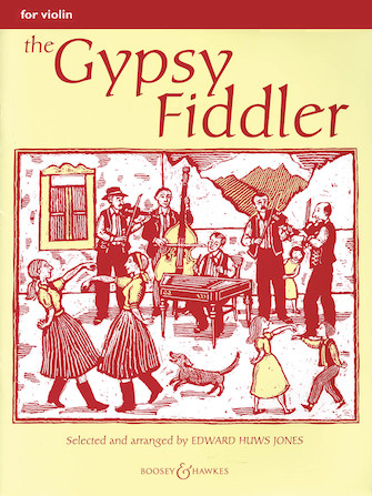 Product Cover for The Gypsy Fiddler