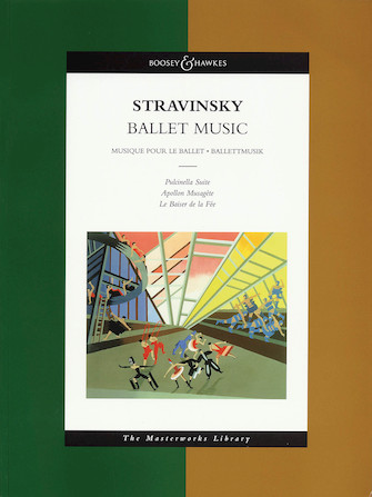 Product Cover for Ballet Music