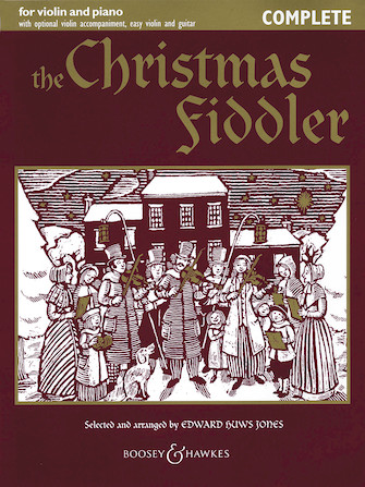 Product Cover for The Christmas Fiddler – Complete