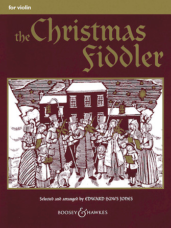 Product Cover for The Christmas Fiddler