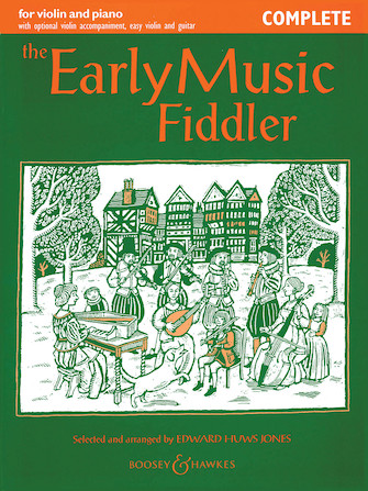 Product Cover for The Early Music Fiddler – Complete
