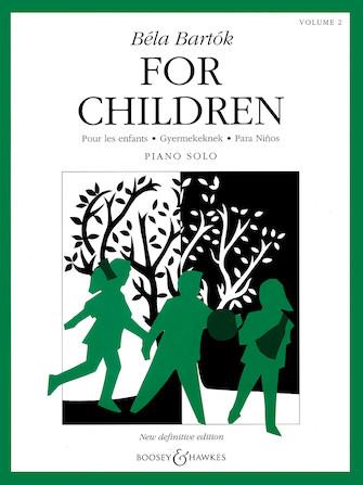 Product Cover for Bartók – For Children, Volume 2