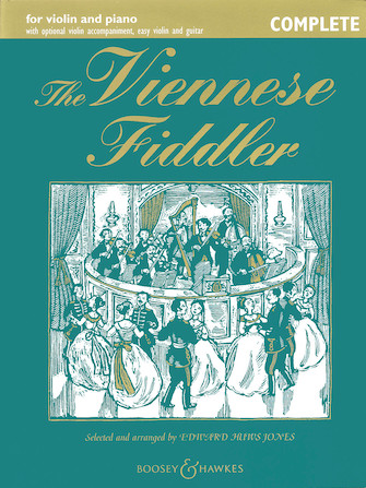 Product Cover for The Viennese Fiddler – Complete