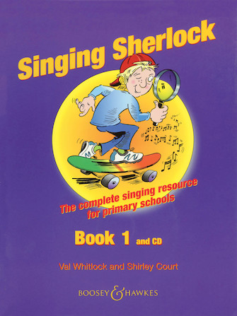 Product Cover for Singing Sherlock – Book 1