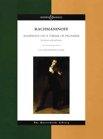 Product Cover for Rhapsody on a Theme of Paganini, Op. 43