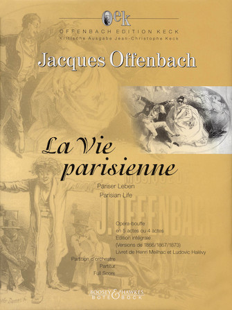 Product Cover for La Vie Parisienne (1866/1867/1873)