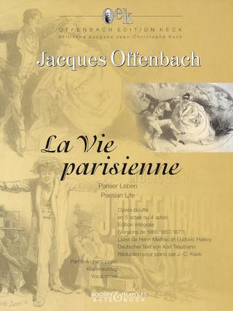 Product Cover for La Vie Parisienne