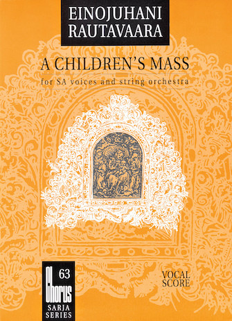 Product Cover for A Children's Mass (Lapsimessu)