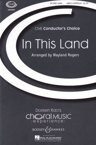 Product Cover for In This Land