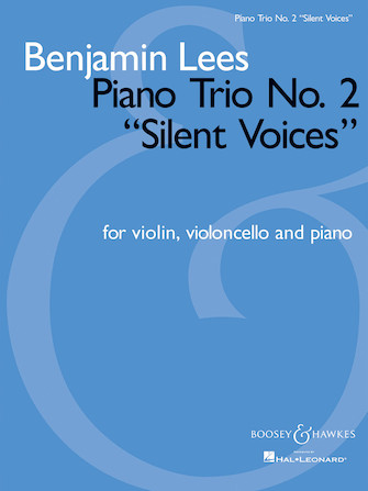 """Product Cover for Piano Trio No. 2 """"Silent Voices"""""""