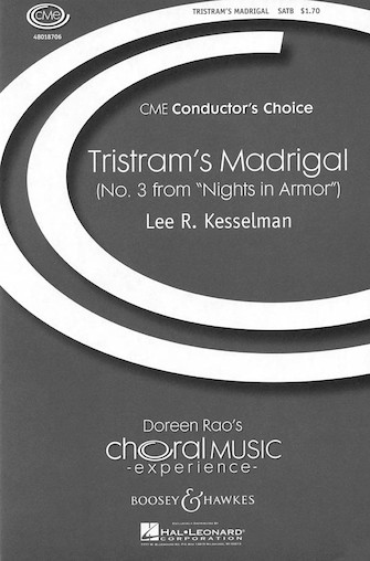 Product Cover for Tristram's Madrigal