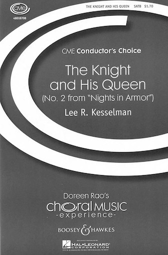 The Knight and His Queen : SATB : Lee Kesselman : Lee Kesselman : Sheet Music : 48018708 : 073999187083
