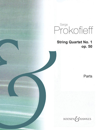 Product Cover for String Quartet No. 1, Op. 50