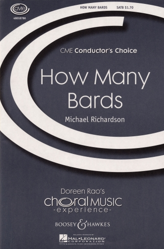 Product Cover for How Many Bards