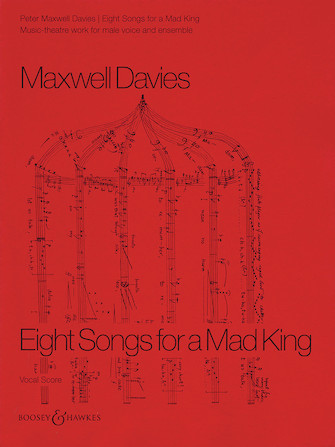 Product Cover for 8 Songs for a Mad King