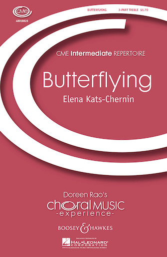 Butterflying : 3-Part : 0 : Sheet Music : 48018826 : 073999188264