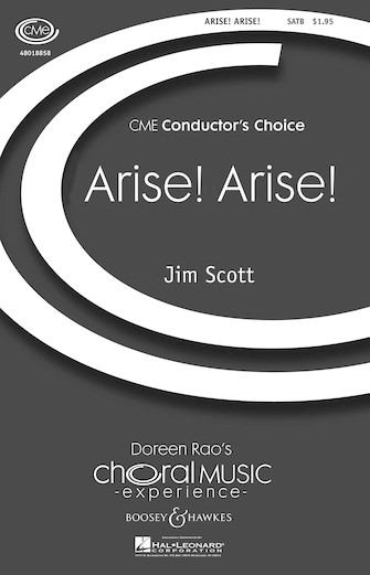 Arise, Arise : SATB : Jim Scott : Jim Scott : Sheet Music : 48018858 : 073999914030
