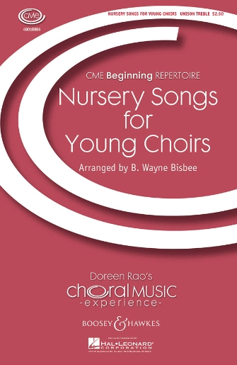 Product Cover for Nursery Songs for Young Choirs