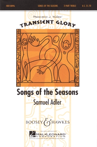 Product Cover for Songs of the Seasons