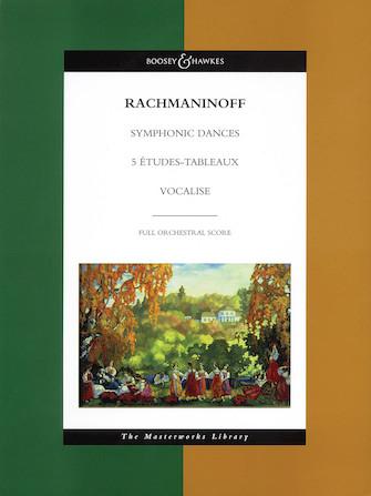 Product Cover for Symphonic Dances, 5 Etudes Tableaux, Vocalise
