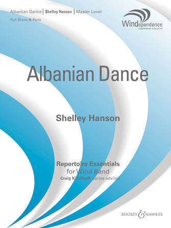 Product Cover for Albanian Dance
