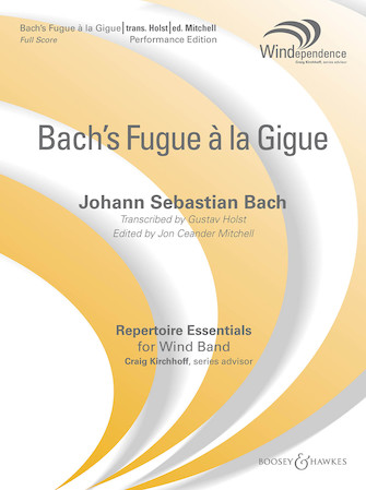 Product Cover for Fugue a la Gigue