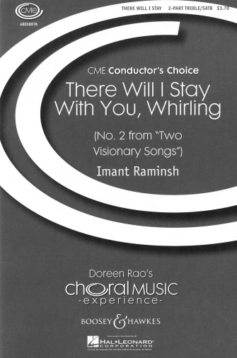 There I Will Stay with You, Whirling : SATB : Imant Raminsh : Imant Raminsh : Sheet Music : 48018976 : 073999666168