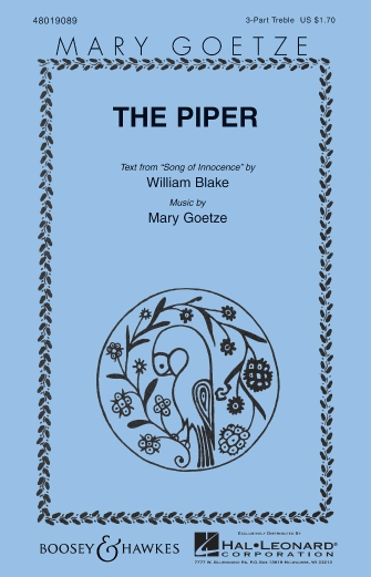 The Piper : SSA : Mary Goetze : Sheet Music : 48019089 : 073999999211