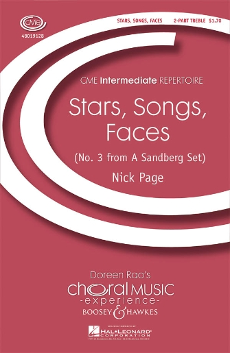 Product Cover for Stars, Songs, Faces